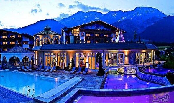 سشوارز Schawrz يعتبر من أفضل الأماكن لقضاء شهر العسل House Styles Mansions House