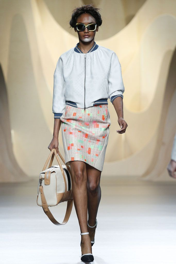 Ana Locking Pret A Porter S/S 2015 Pasarela Madrid