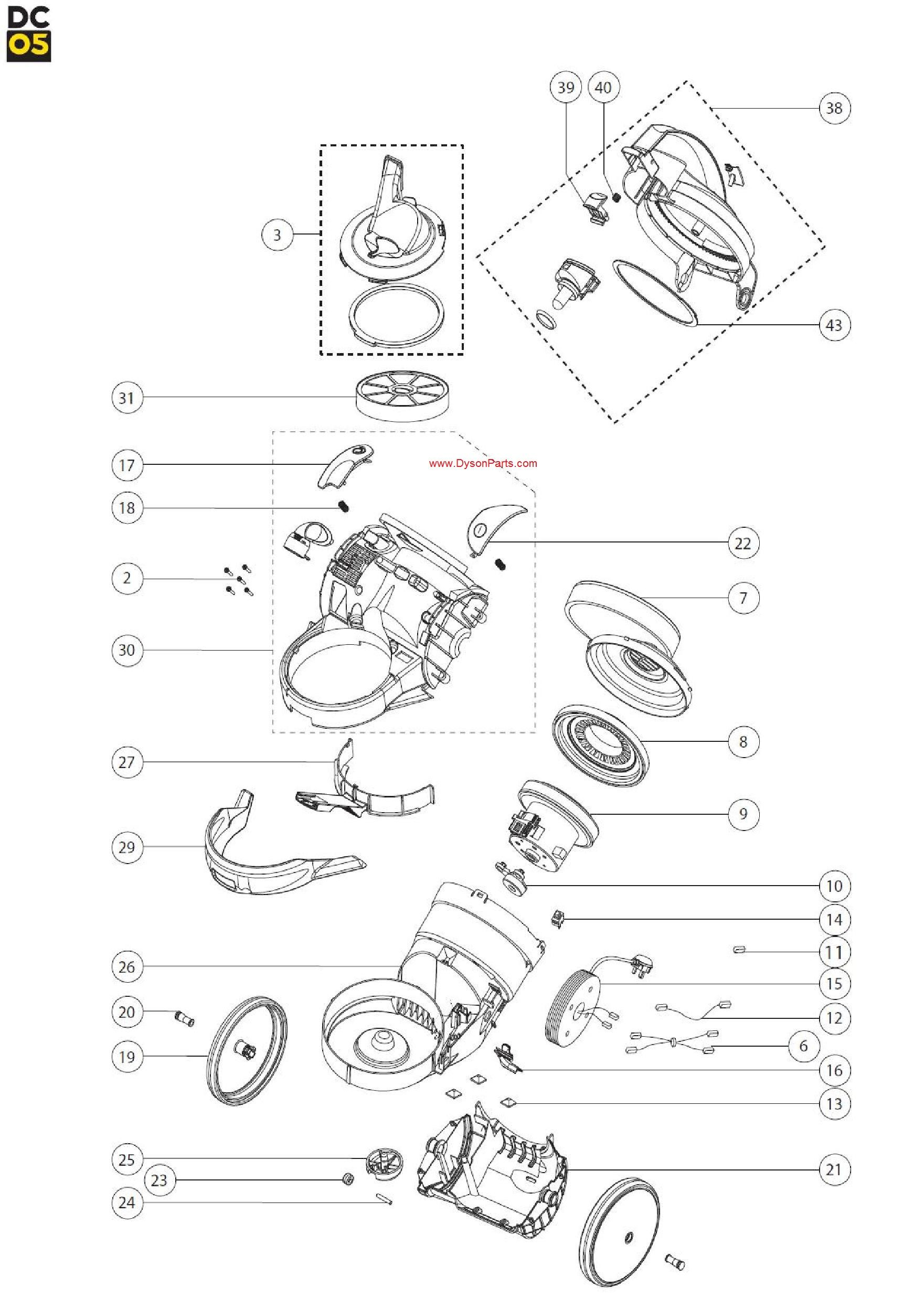 If you need exploded drawings or a schematic for the #