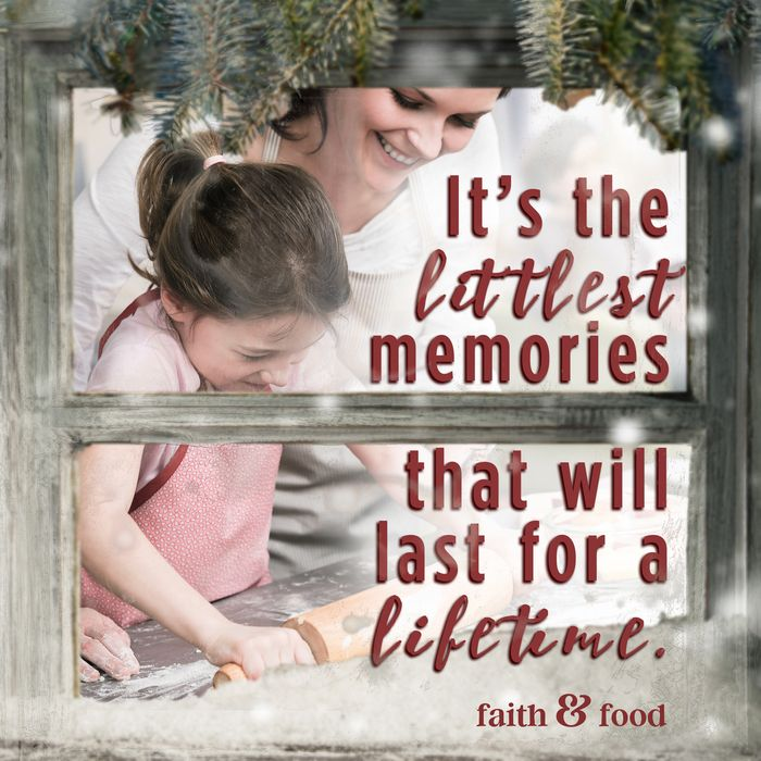 It is always the little things that make the biggest impact! Start today paying attention to the things you can do at home to make memories that will last a lifetime. #LittleChoicesMatter