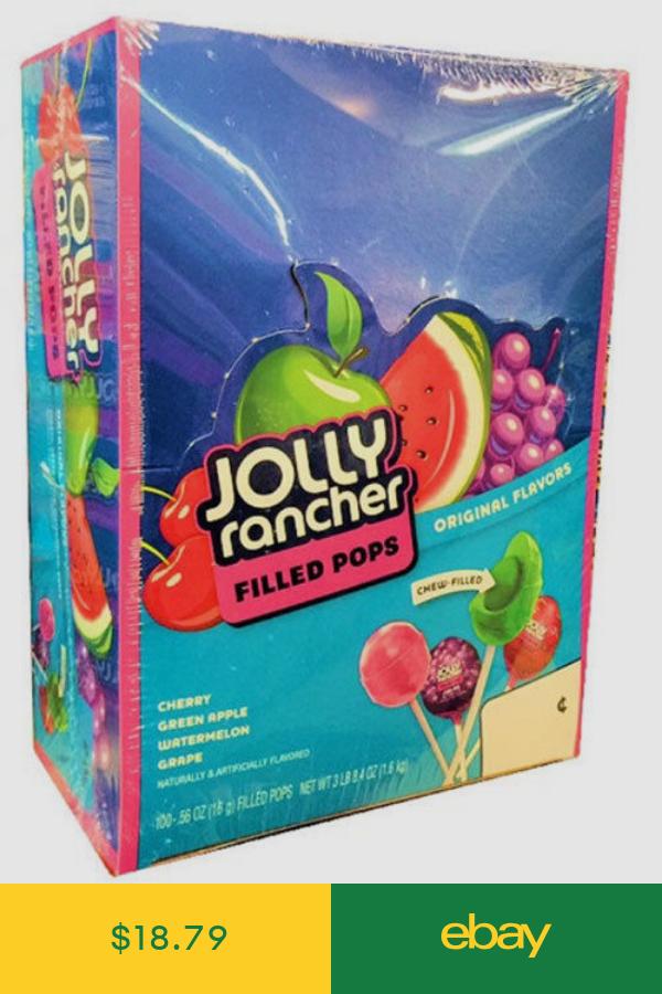 Jolly Rancher Hard Candy Smartlabel Jolly Rancher Hard Candy Jolly Rancher Jolly Ranchers Candy