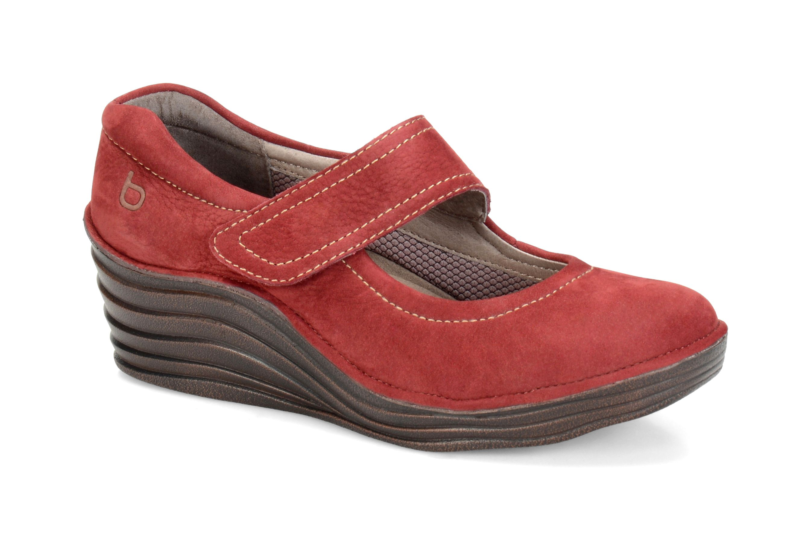 Bionica Flow Ruby Red | Zapatos