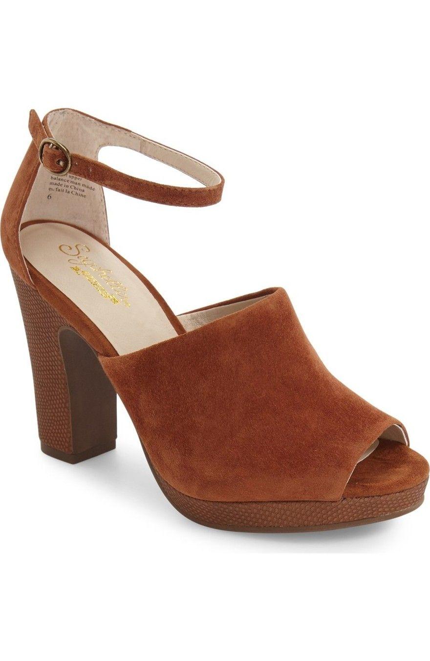 ebb92b7b913 Seychelles Ankle Strap Platform Sandal (Women)