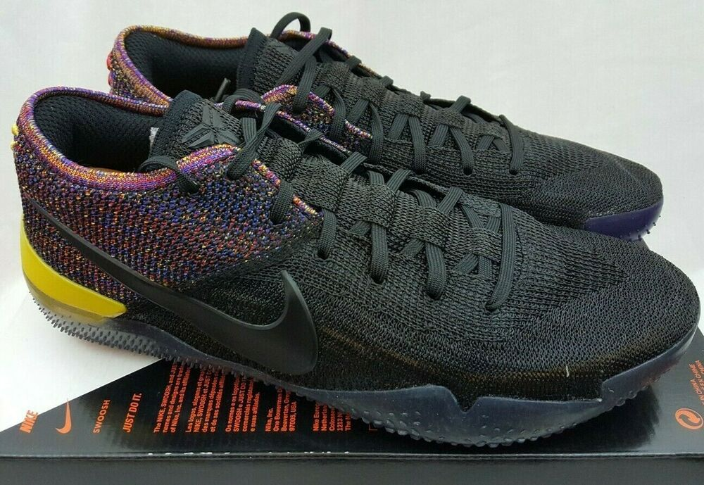 Nike Kobe AD NXT 360 Black Multi-Color