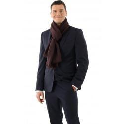 Photo of Gobi Cashmere Cashmere Schal für Frauen und Männer rotbraun 200 x 65 cm