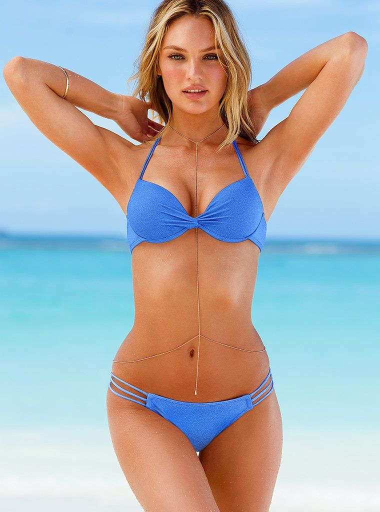 Bikini-Clad Candice Swanepoel Is Here To Remind Us That It s Summer ... 276382c23b