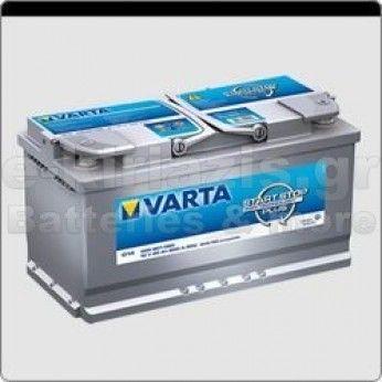 Μπαταρία αυτοκινήτου Varta Start Stop AGM  D52 - 12V 60 Ah - 680CCA A(EN) εκκίνησης