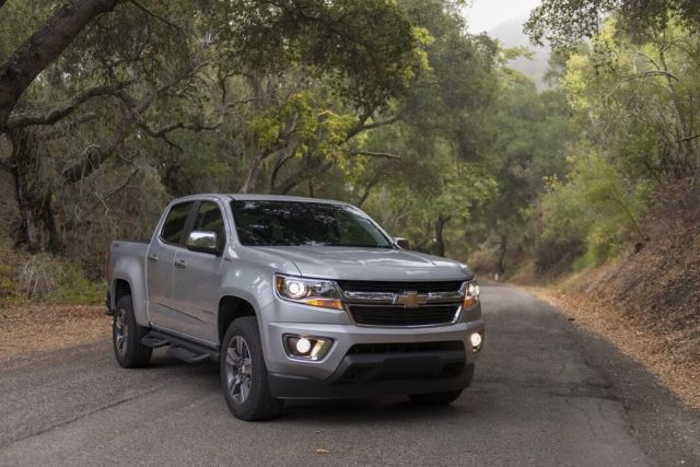 2019 Chevy Colorado Diesel Review Towing Capacity Chevy