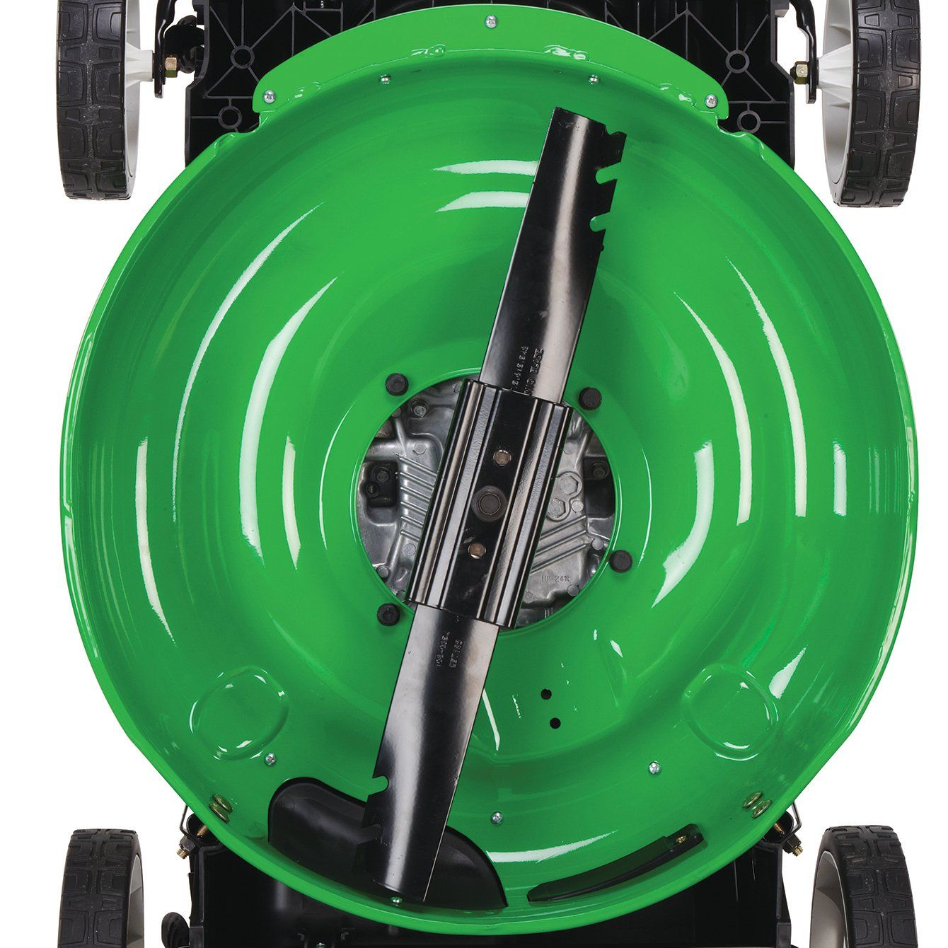 Robot Check Gas Lawn Mower Walk Behind Mower Mulching