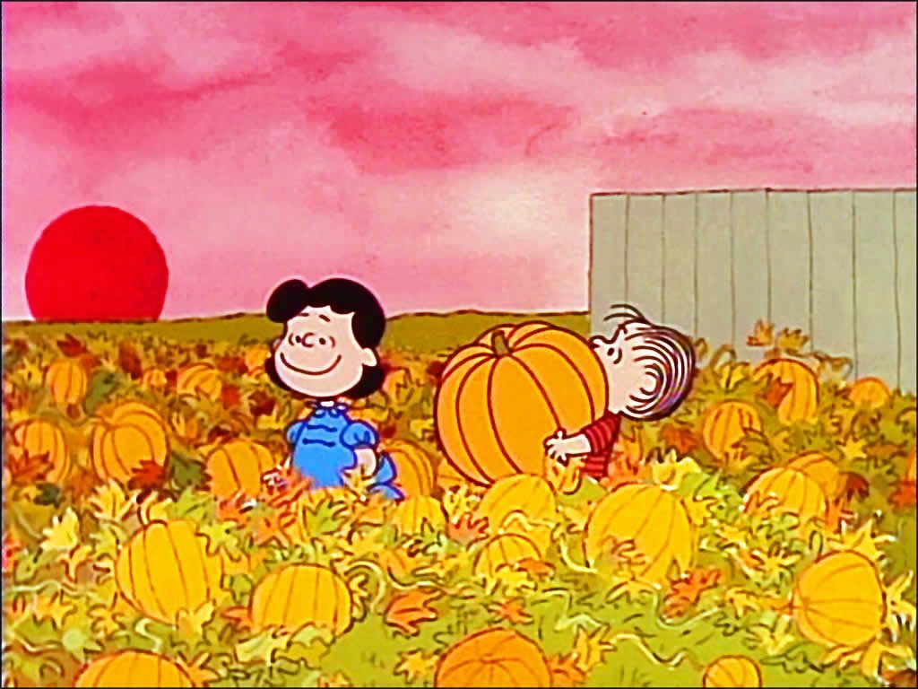 Great Pumpkin Charlie Brown Wallpapers Wallpaper Cave Charlie