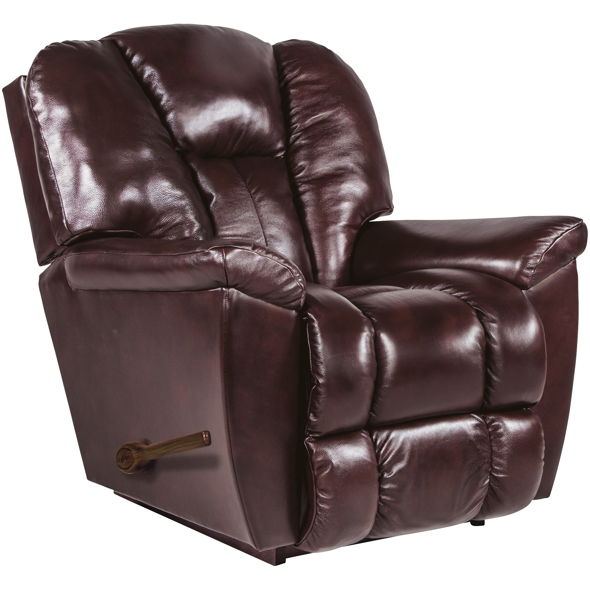 Maverick Burgundy Rocker Recliner Recliner Power Reclining