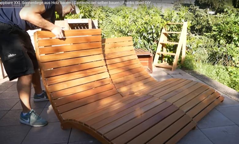 14++ Gartenmoebel selber bauen einfach ideen