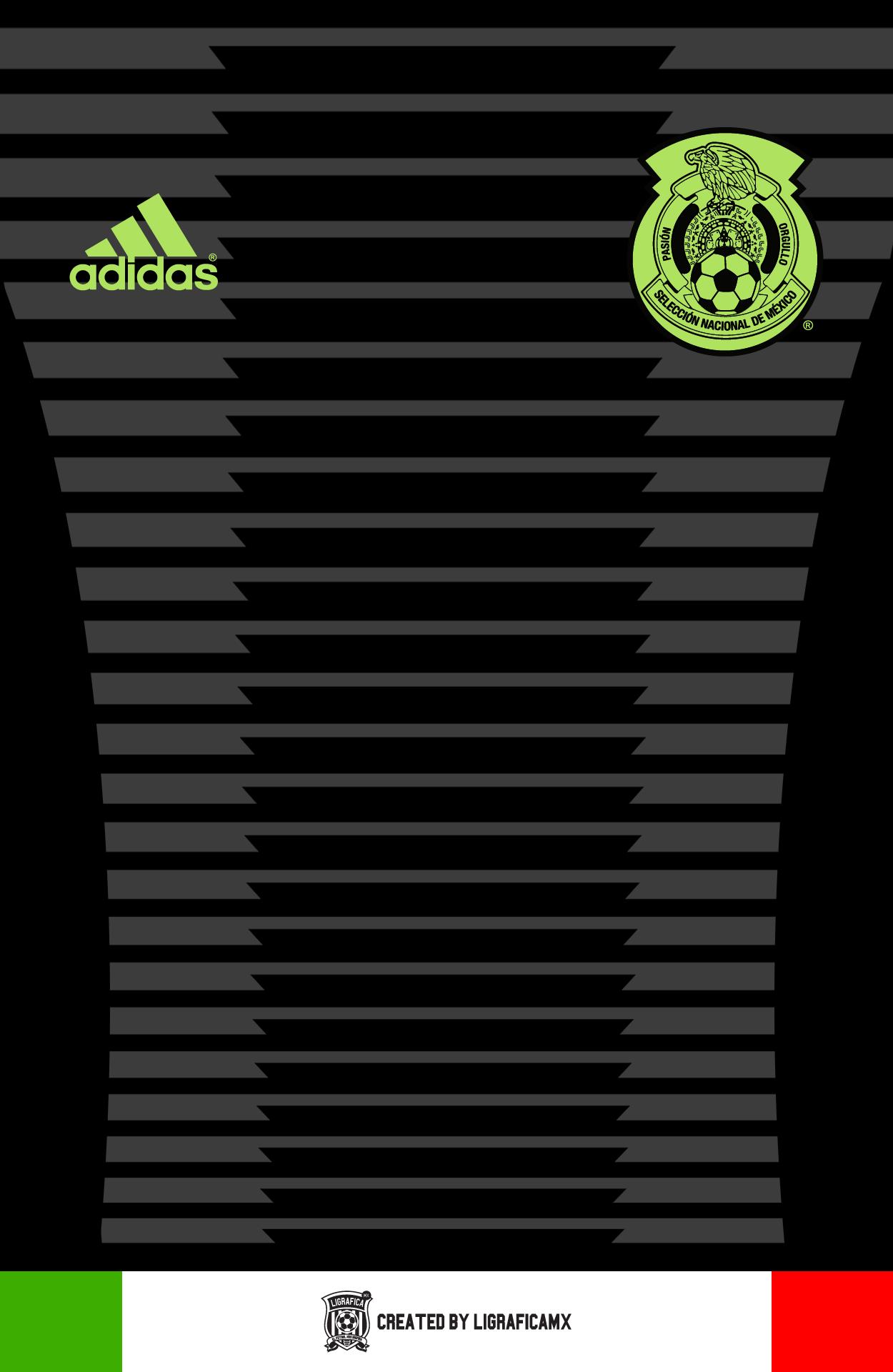 Selección Mexicana  LigraficaMX 21 04 15CTG Seleccion Mexicana De Futbol 1192de69b02