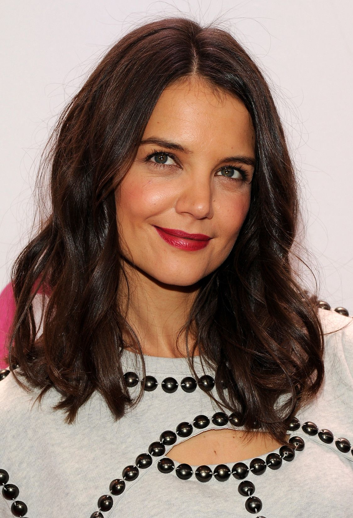 Katie Holmes Hairstyles Fair Katie Holmes Hair Love The Curls  Haircut  Pinterest  Katie