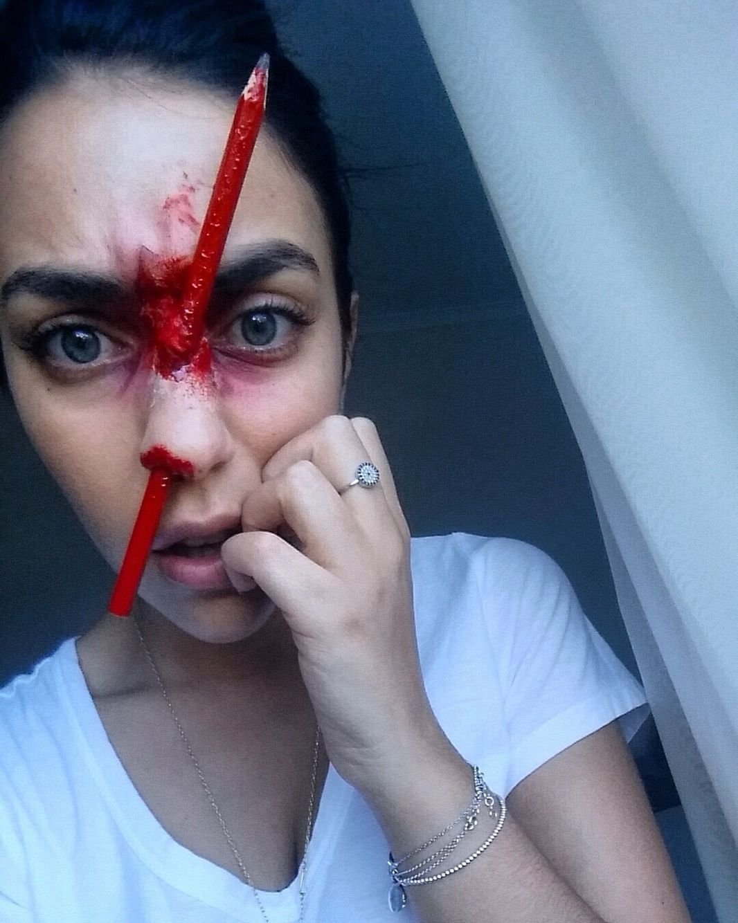 Special effects makeup need
