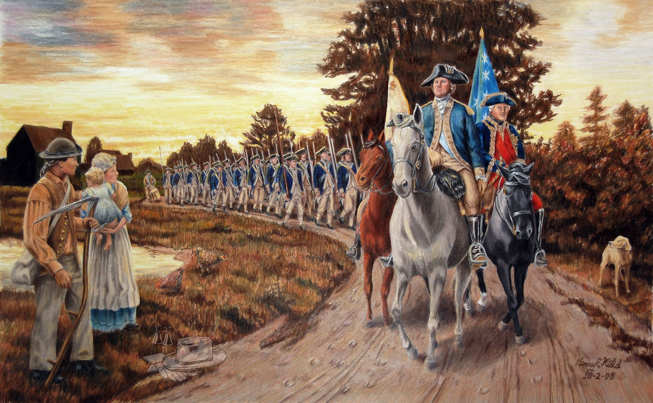 Discipline Is The Soul With Images American Revolutionary War