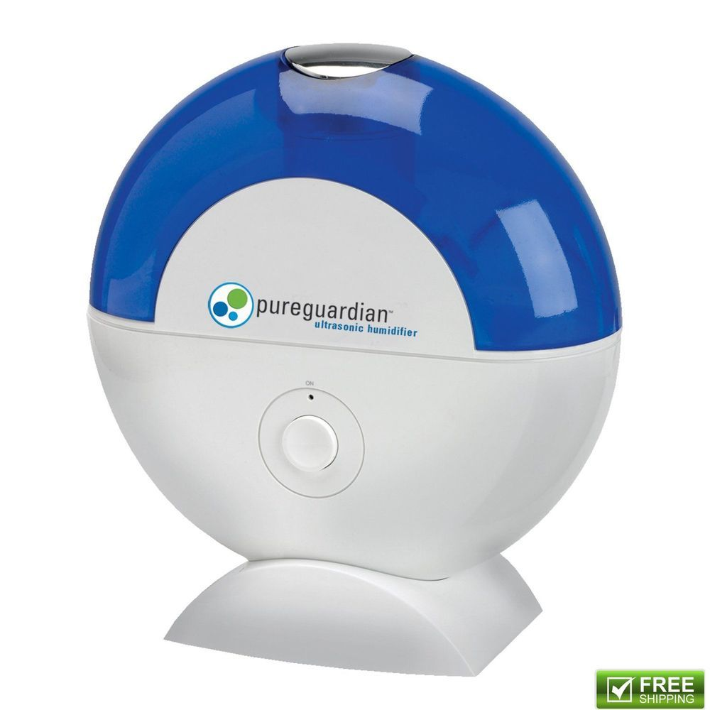 Guardian Technologies Single Room Humidifiers Hour