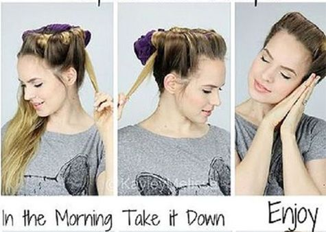 How To Curl Short Hair With And Without Heat
