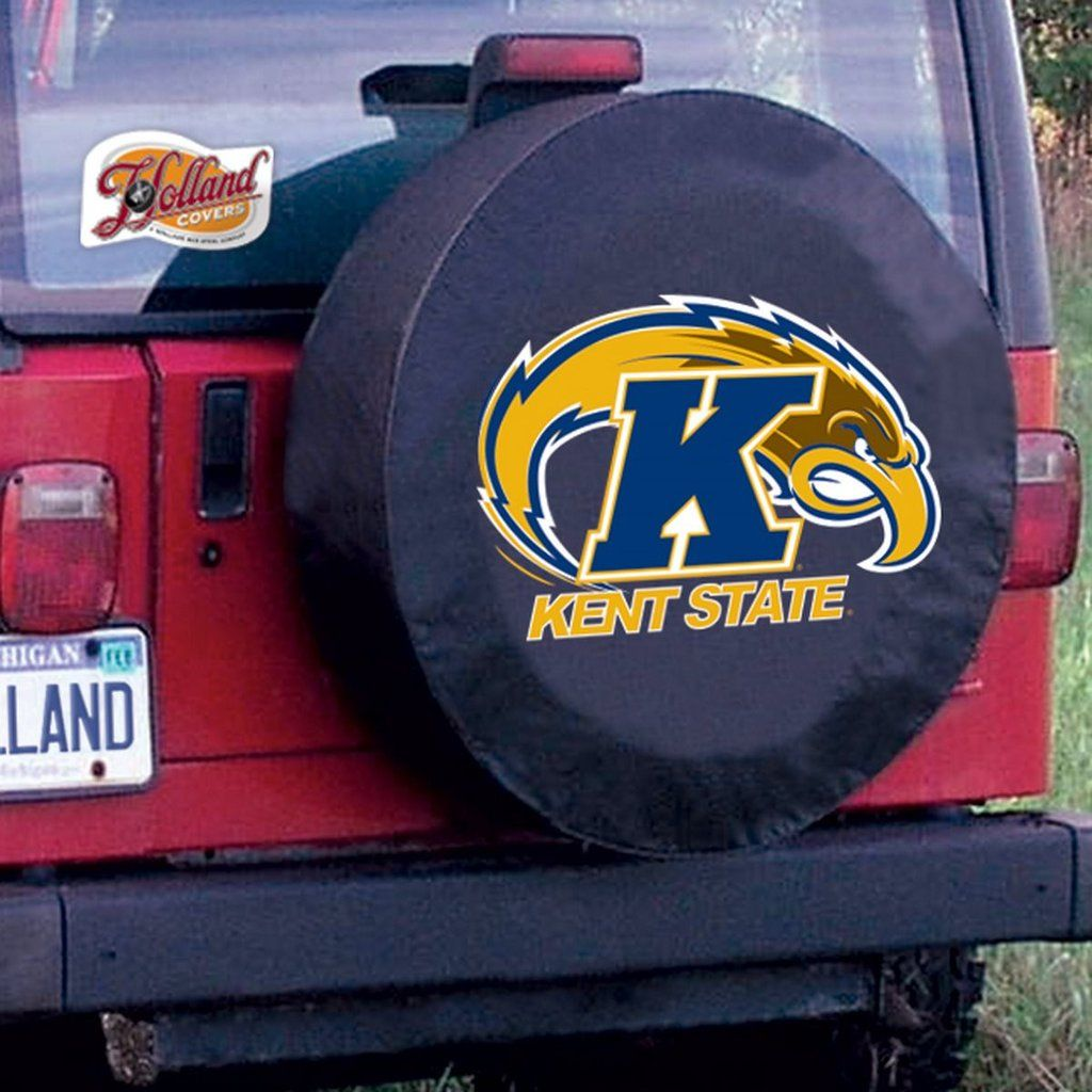 Tire Cover Kent State University Golden Flashes (With