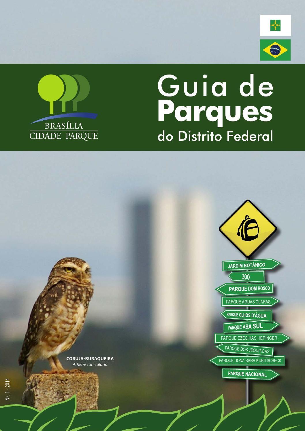 Guia dos Parques do Distrito Federal