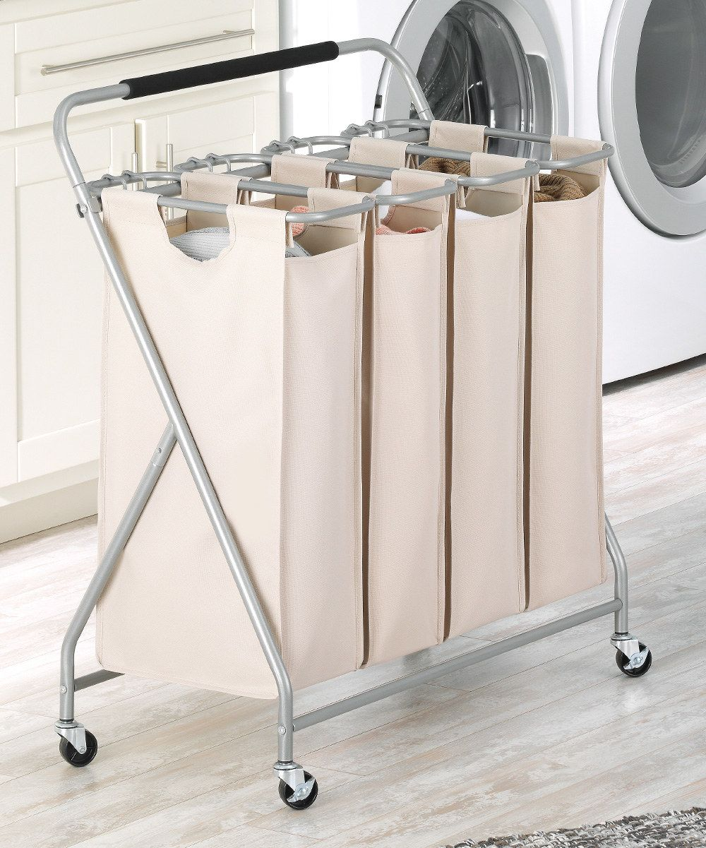 Look At This Easy Lift Quad Laundry Sorter On Zulily Today