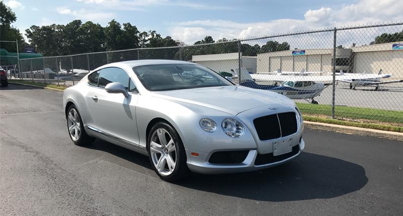 Bentley Continental Gt Gtc Rental Atlanta Car Rental Company Car Rental Bentley Car