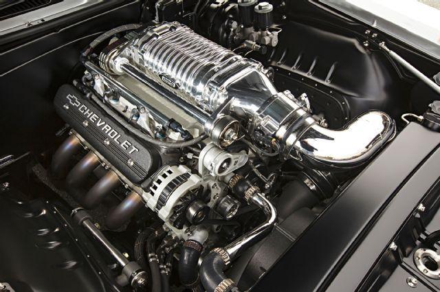 Kyle Busch S Detroit Speed Built 1969 Camaro 1969