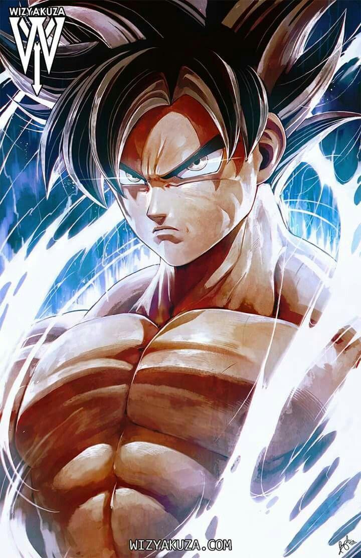 Goku Limit Breaker Anime Dragon Ball Super Dragon Ball Goku Dragon Ball