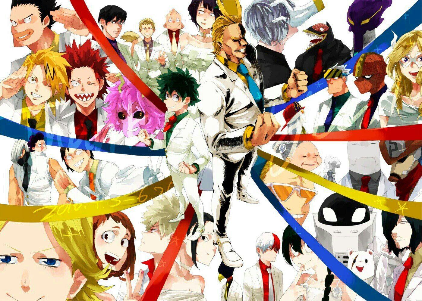 Boku No Hero Academia Hero Boku No Hero Academia Anime
