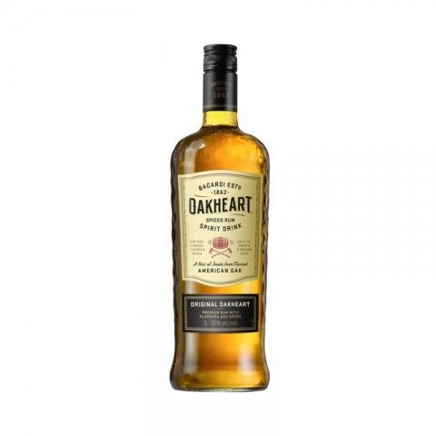 Bacardi Oakheart Spiced 35% 100cl
