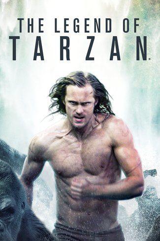 A Lenda De Tarzan 2016 Torrent Bluray 720p E 1080p Dual Audio