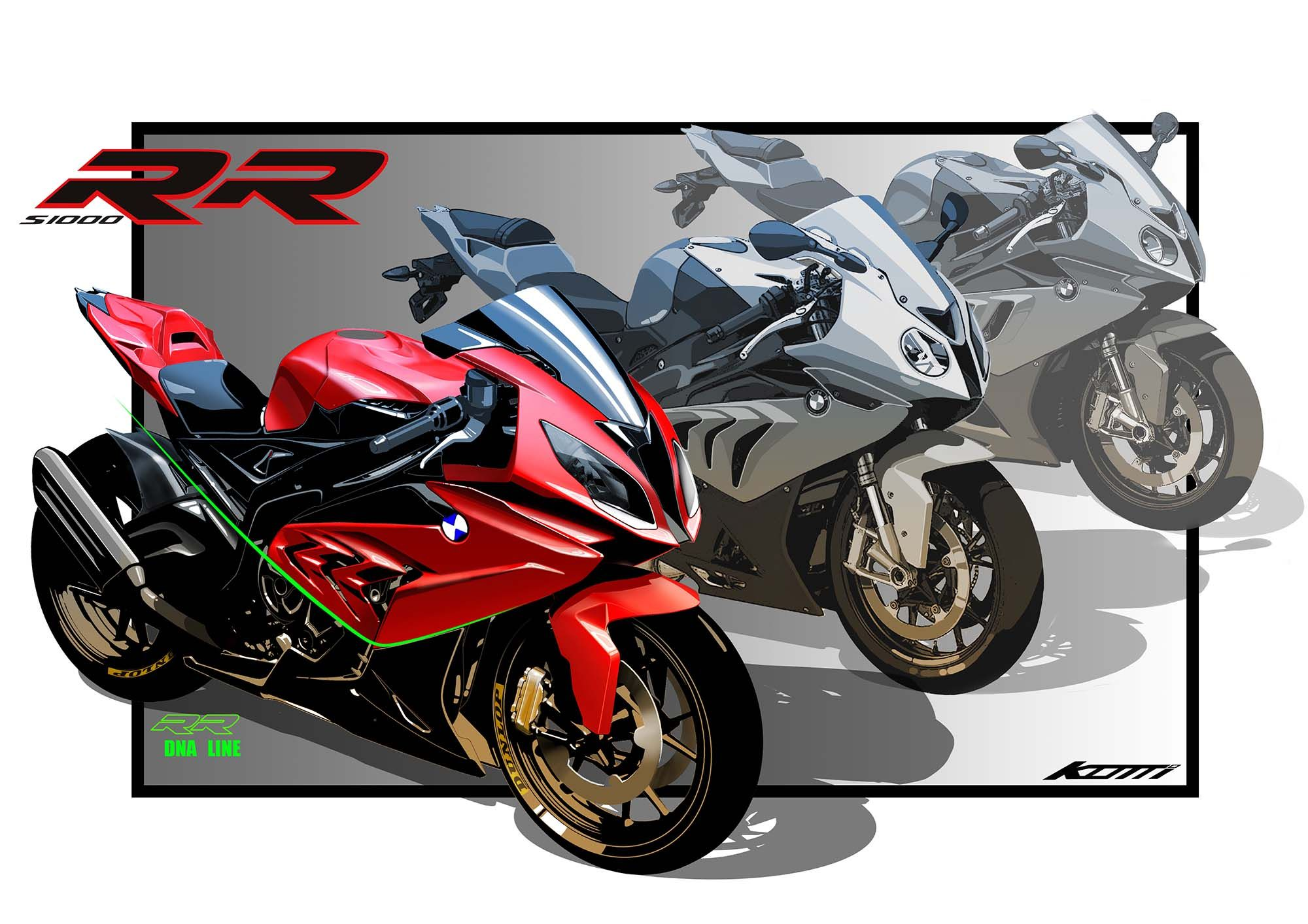 Bmw S1000rr 2015 With Images Bike Sketch Bmw S1000rr