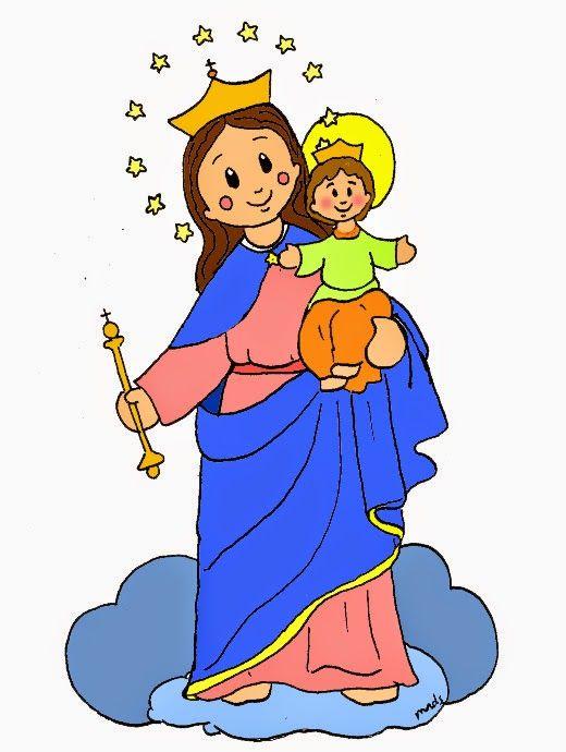 Pin En Religion Infantil