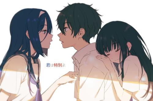 ปักพินโดย Animecollectpainting 1 ใน Love ในปี 2020 อะนิเมะ