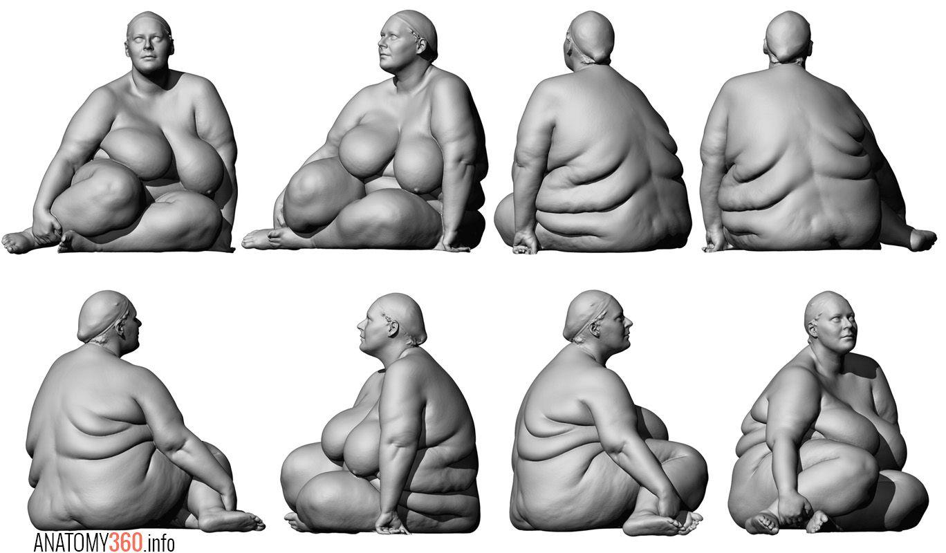 Großartig Zbrush Für Digitales Sculpting Menschliche Anatomie ...