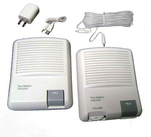 Save $ 10 order now Intertalk WC121AC Wired Gate Entry Intercom ...