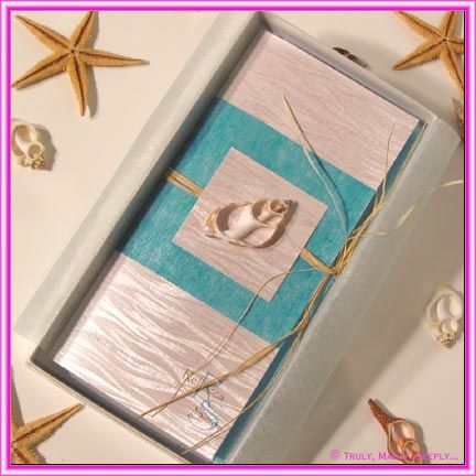 1000 images about Beach Wedding Invitations – Handmade Beach Wedding Invitations