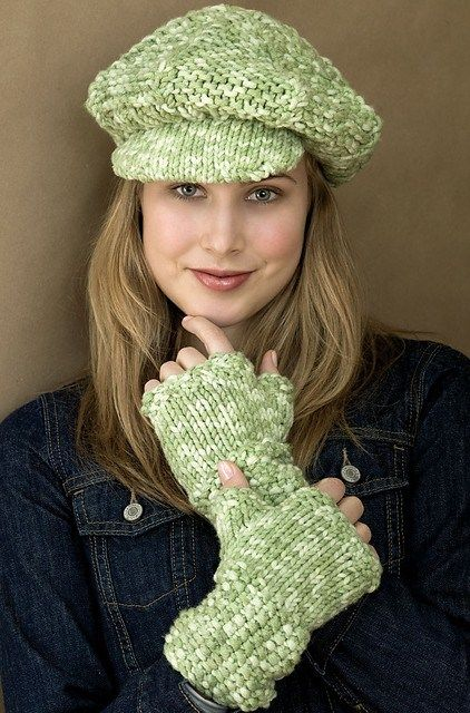 Hats With Bills And Brims Knitting Patterns