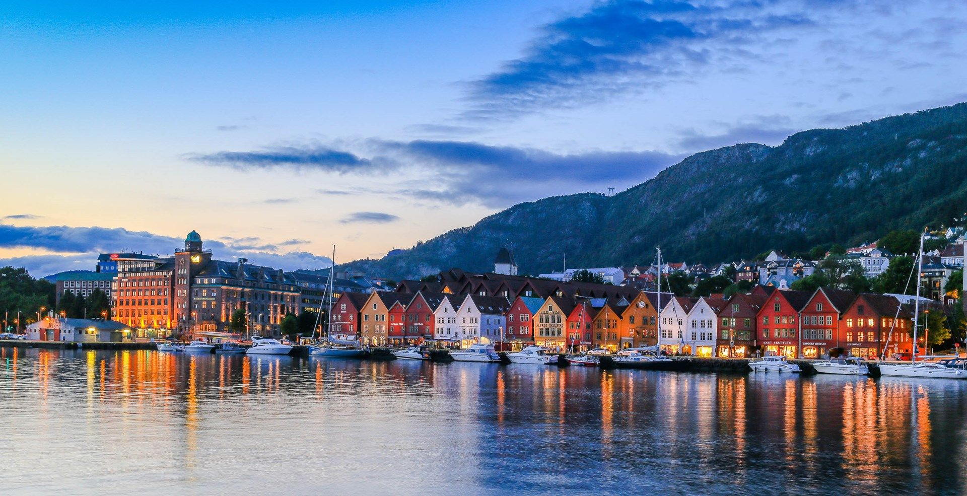 Bergen Norway Tours And Holiday Tips Fjord Tours