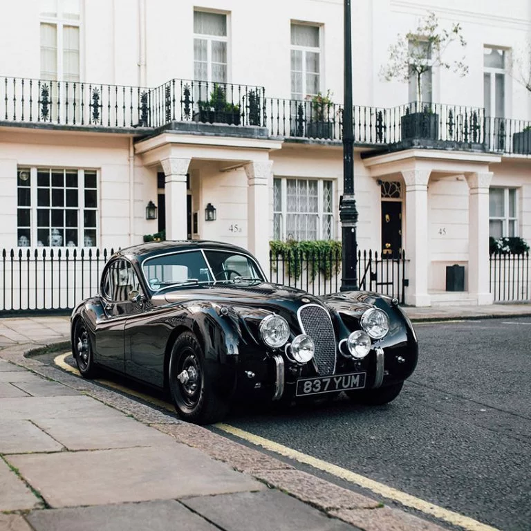 Lunaz Electrifies Classic Luxury Cars For Our Future Roads