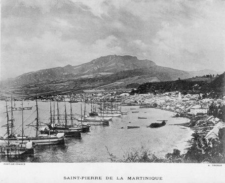 st pierre & montagne Pelée | Martinique | Pinterest | West ... - photo#22