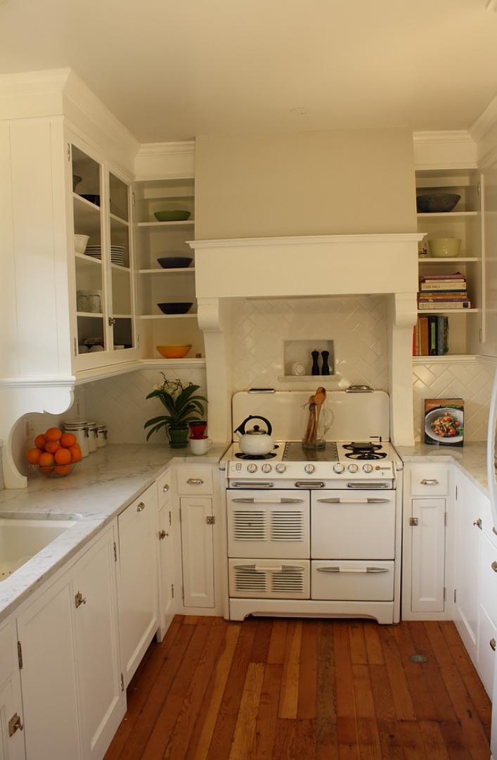 Cottage Decor Kitchen Kelly And Abramson Architecture