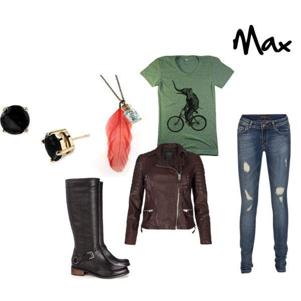 Maximum Ride Clothing