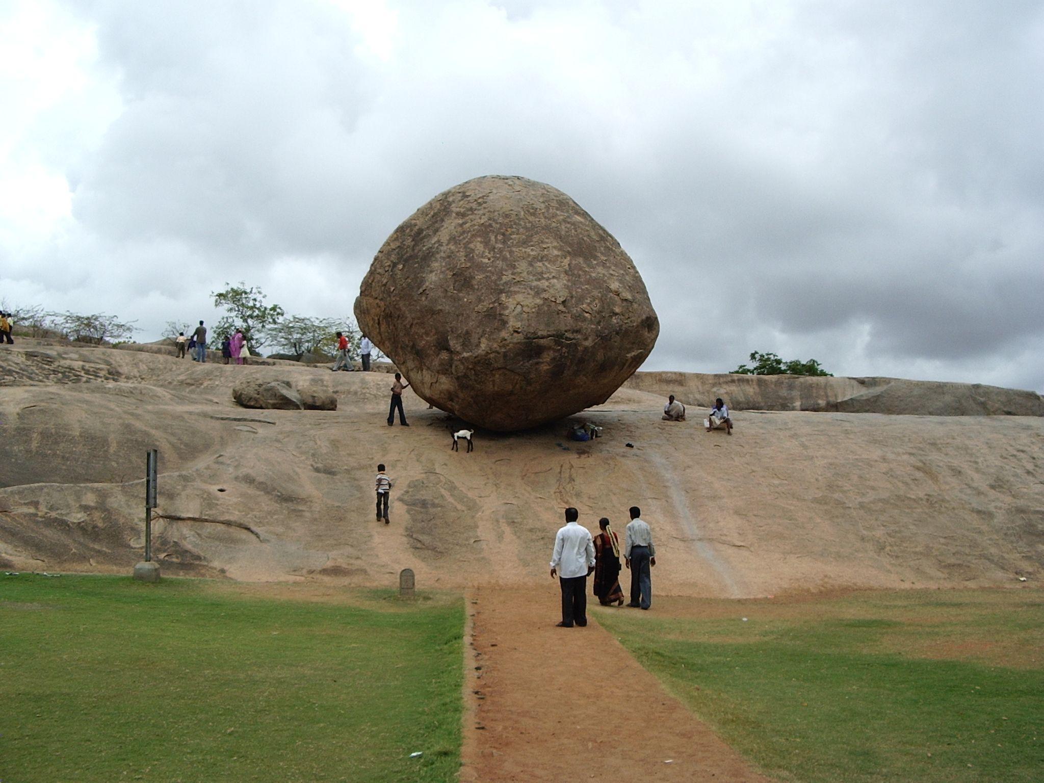 Tamil Nadu Mahabalipuram Rock Incredible India Amazing India India Vacation