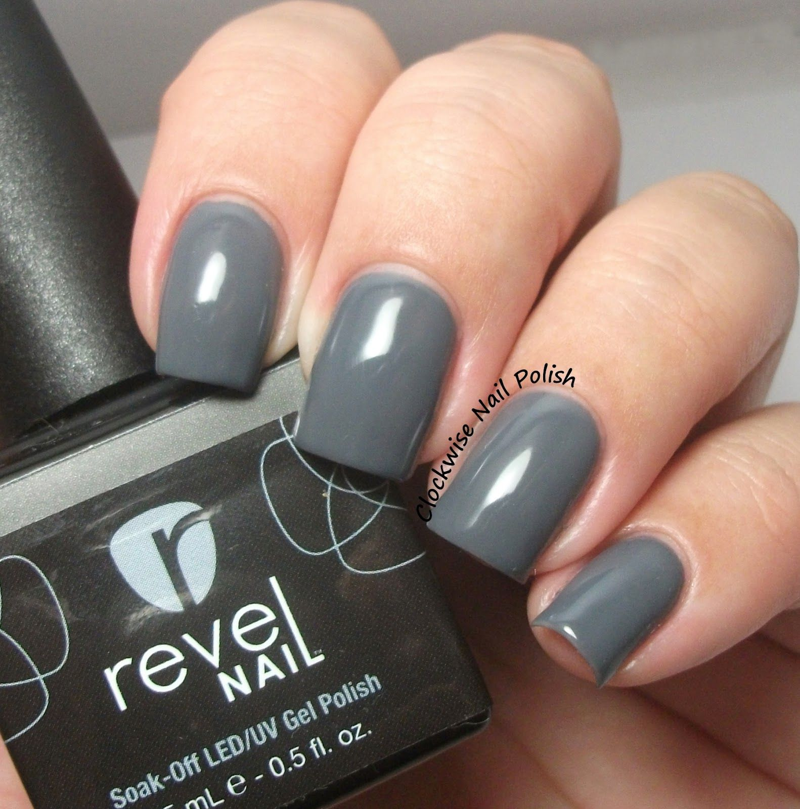 The Clockwise Nail Polish Revel 2017 Fall Collection Review