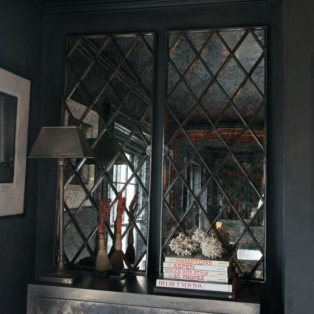Antique Window Frame Mirror Quotes | Formal Dining Room | Pinterest ...