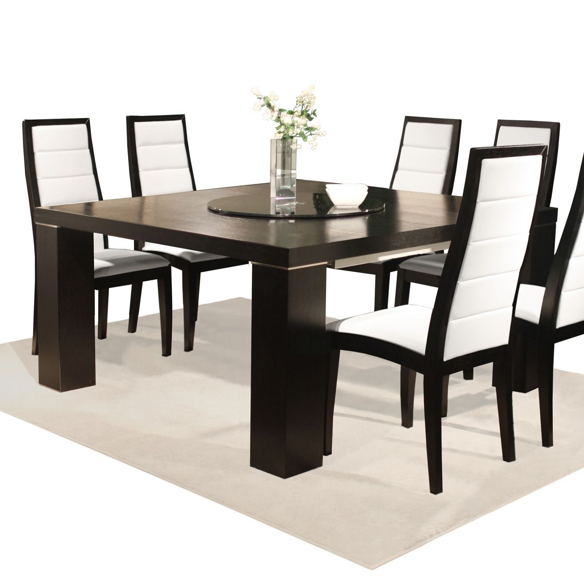 Jordan Square Dining Table in 9   Square dining tables, Dining ...
