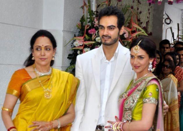The New Mrs Ram Charan Teja Wore Tarun Tahiliani But Hema Malini Says It Will