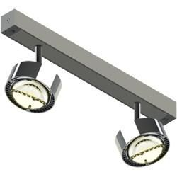 Photo of Top Light Puk Maxx Choice Turn 35 Led ceiling light, with clear lenses, black / chrome Top LightTop – my blog