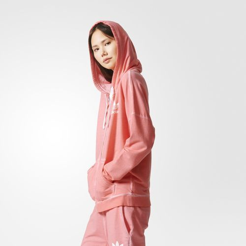 Hoodie · adidas Premium Essentials Washed ...